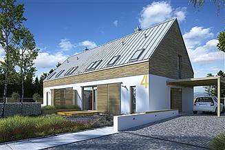 Projekt domu Rozważny 3