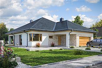 Projekt domu Domena 125 B