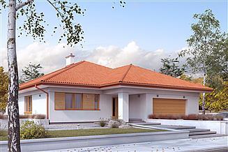 Projekt domu Decyma 12