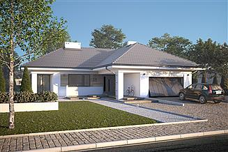 Projekt domu Ambrozja 14
