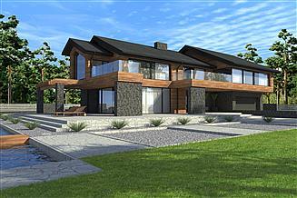 Projekt domu New House 21