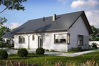 Projekt domu N15-BG