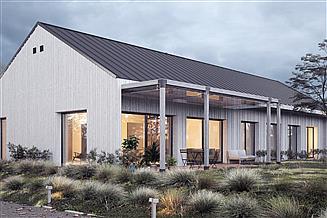 Projekt domu House 25