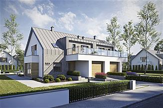 Projekt domu TK90D2