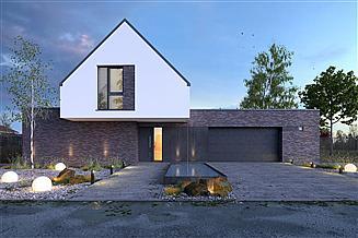Projekt domu Ambitny 1