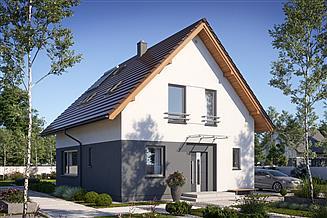 Projekt domu N18-BG