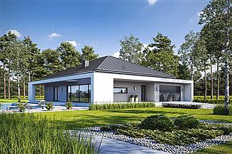 Projekt domu Harmonijny D56