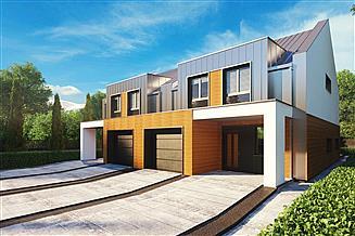 Projekt domu uA88v1
