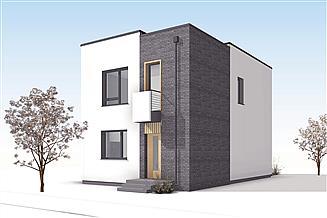 Projekt domu Jarzębina W