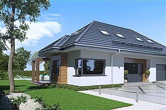 Projekt domu Sej-Pro 005 G energo