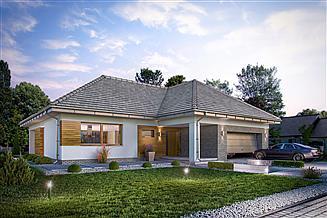 Projekt domu Domena 127 B