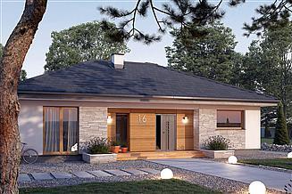 Projekt domu Awokado