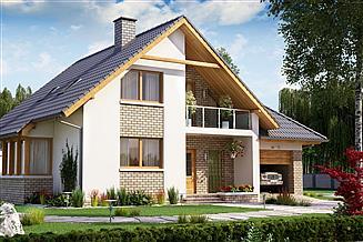 Projekt domu BW-10 wariant 6