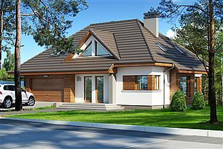 Projekt domu Reksio 2G