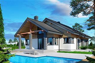 Projekt domu Nel II N+