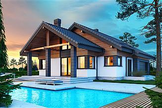 Projekt domu Nel II N 2G+