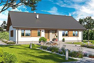 Projekt domu Tracja 6