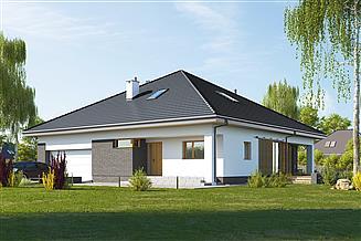 Projekt domu E-231a
