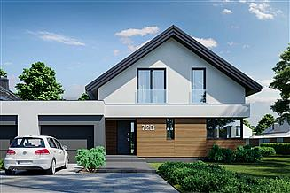 Projekt domu HomeKoncept-72 B