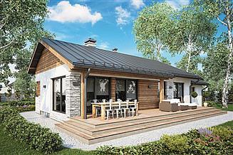 Projekt domu Roberto II Sz