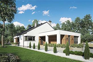 Projekt domu Pleszka SZ