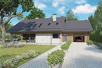 Projekt domu Kos Plus IV