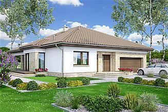 Projekt domu Kalwados 2