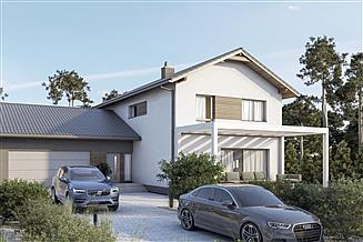 Projekt domu Ekotypowy 41