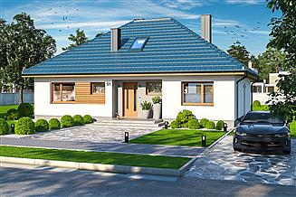 Projekt domu Tracja 8