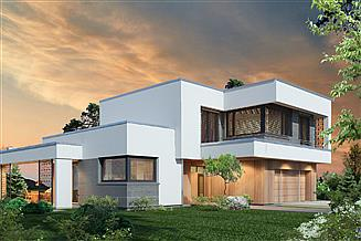 Projekt domu Domidea 102 2G
