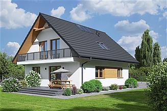 Projekt domu Gryfice 3m
