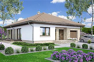 Projekt domu Kalwados 3