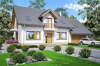 Projekt domu Tamarillo 6 s2