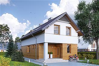 Projekt domu Koliber 5