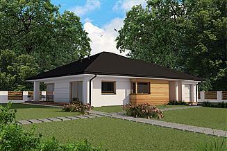 Projekt domu Saona