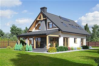 Projekt domu Głogoczów 3m