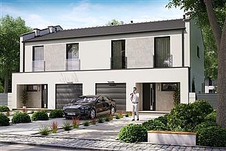 Projekt domu KA92