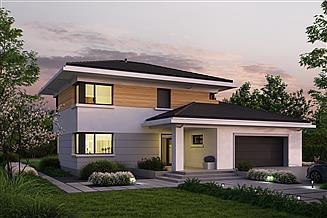 Projekt domu Eco 27