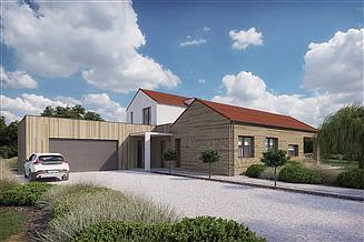 Projekt domu House x16