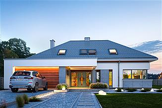 Projekt domu Hiacynt