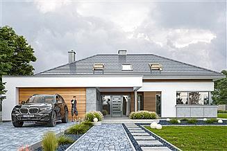 Projekt domu Hiacynt 2