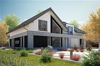 Projekt domu Tiala 9