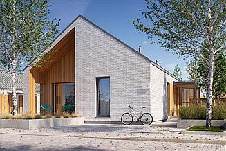 Projekt domu Uniwersalny 2