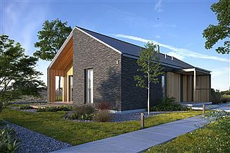 Projekt domu Uniwersalny 1