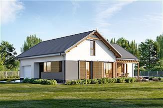 Projekt domu E-248