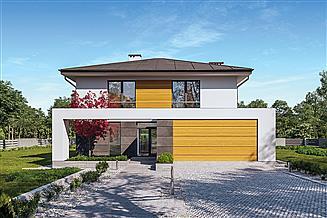 Projekt domu Murator M254 Nowa historia
