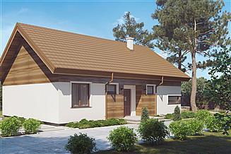 Projekt domu uA5v1