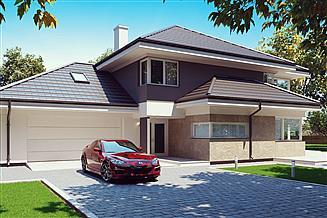 Projekt domu uA24v3