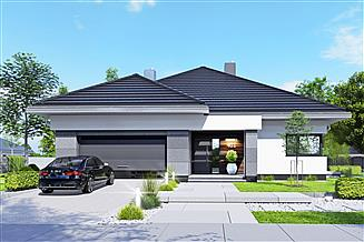 Projekt domu APS 401