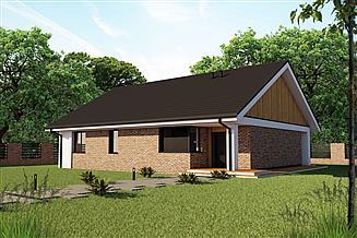 Projekt domu Komodo